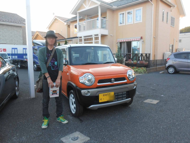 スズキ ハスラー G 4WD (新車)